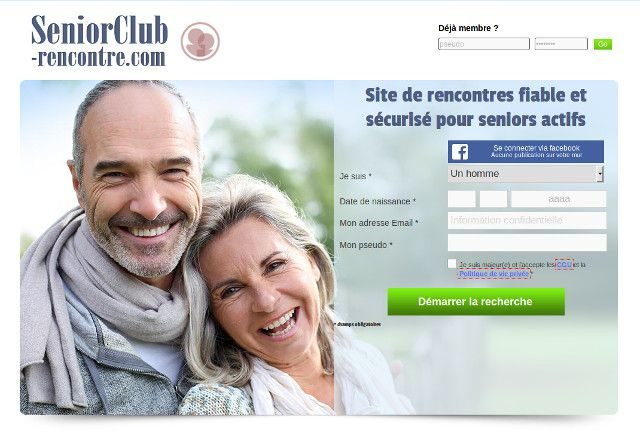 Club Rencontre Senior